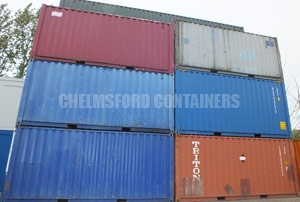 Custom Storage Container Sizes | New and Used | Chelmsford