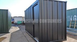 Custom Storage Container Sizes | New and Used | Chelmsford Containers